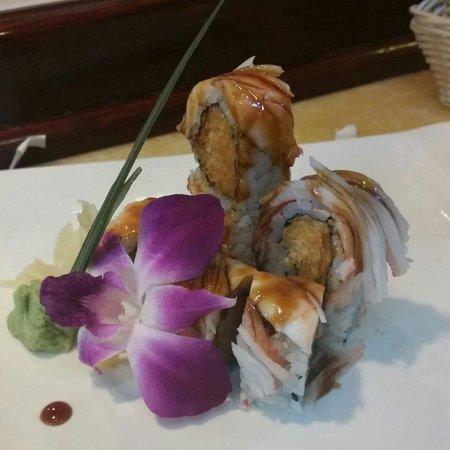 Tokyo Japan: Crazy Shrimp Roll