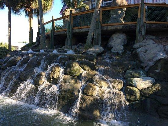 Island Falls Golf: Falls