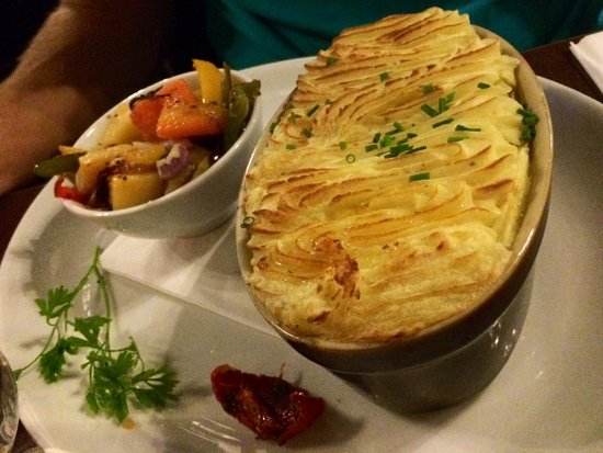 The Old Mill Restaurant: Cottage Pie