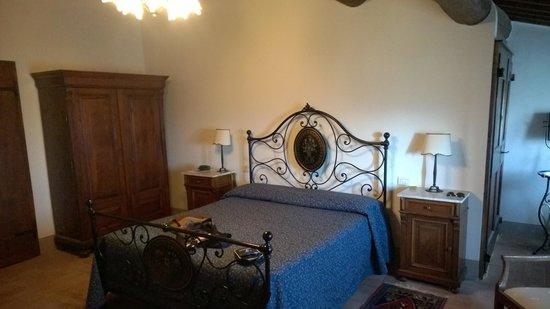 Relais Palazzo di Luglio: camera acacia