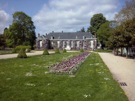 jardin des plantes beau jardin - Jardin Des Plantes Rouen