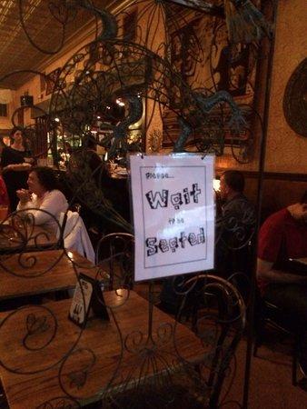 El Loco Mexican Cafe: Always busy