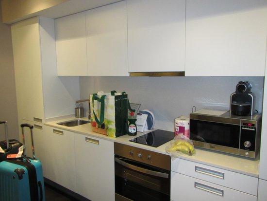 Lugaris Rambla: Kitchen