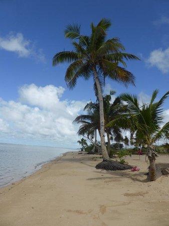 SigaSiga Sands Resort : SigaSiga beach