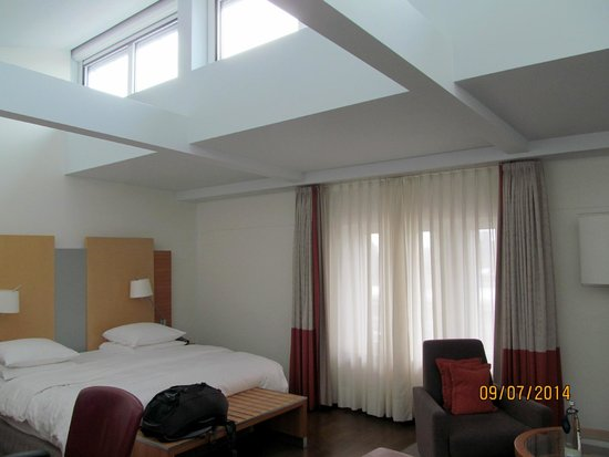 Hilton Cologne : Room 715.