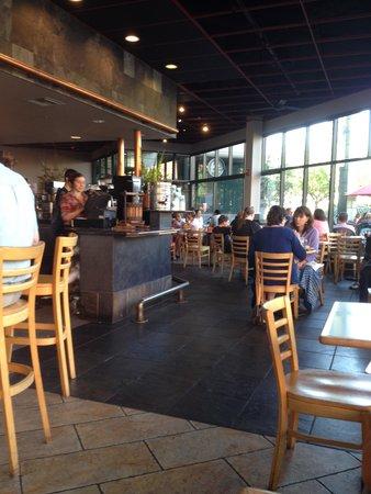Cafe Borrone: Inside