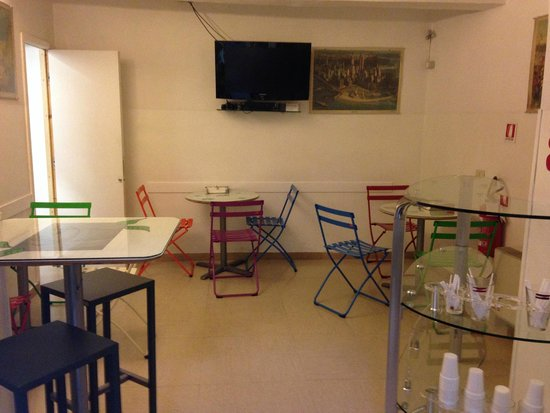 Academy Hostel: Cocina
