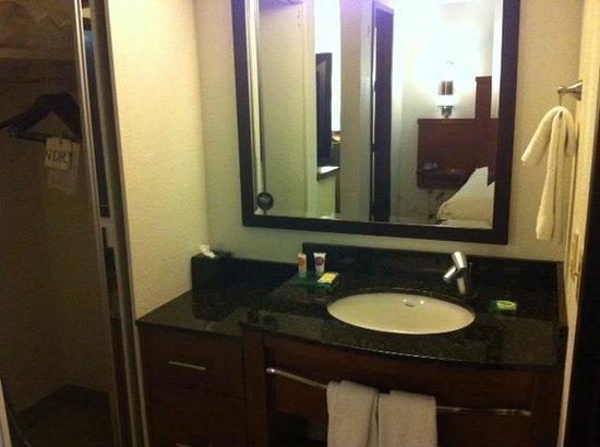 Bathroom Sink Picture Of Hyatt Place San AntonioRiverwalk San - Bathroom sinks san antonio
