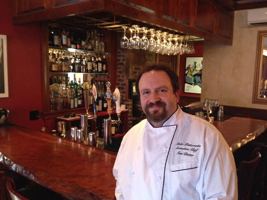 Palio of Leesburg: Executive Chef Ian Dieter