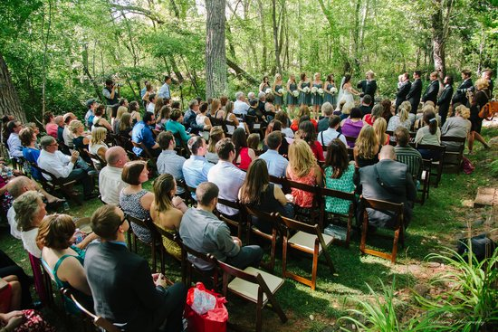 Creekside Inn at Sedona: The Ceremony