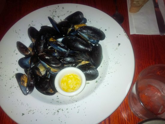 The Trellis Cafe: Mussels