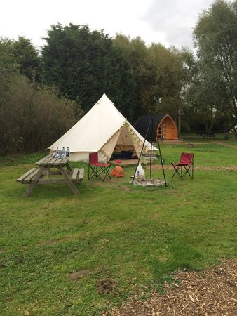Crooked Willow Camp Site