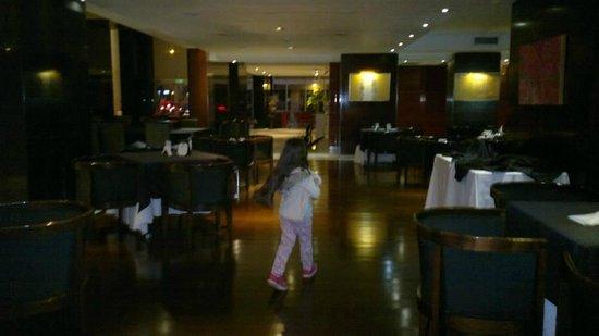 Ros Tower Hotel: bar del hotel