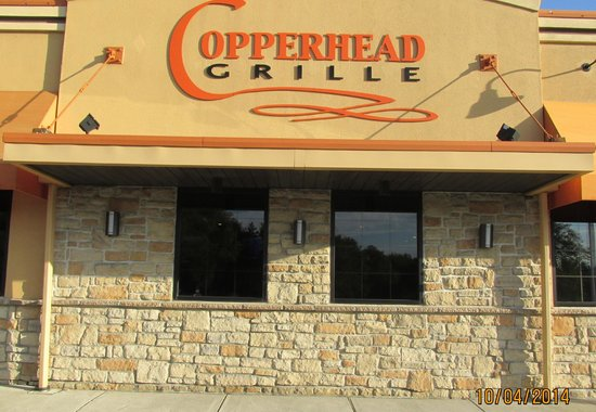 Copperhead Grille - Allentown: Sign