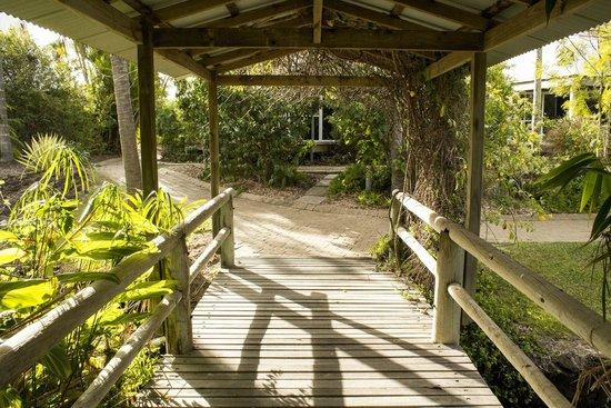 Kelly's Beach Resort: Bridges Across our Creek