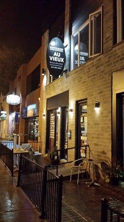 Restaurant Au Vieux Boulevard