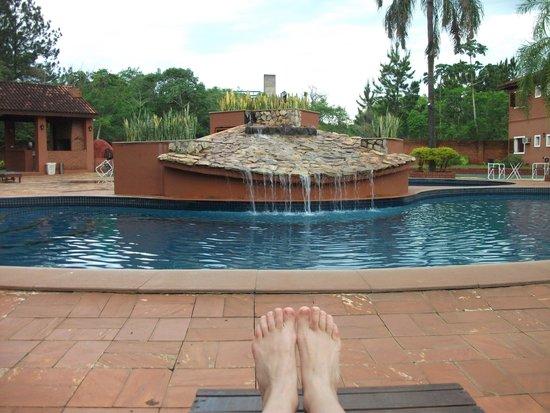 Marcopolo Suites Iguazu: la pileta