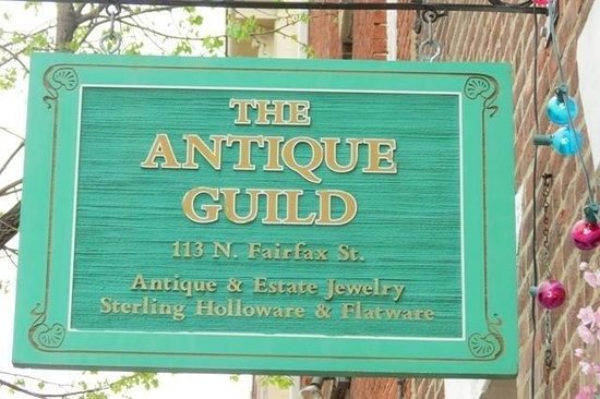 ‪The Antique Guild‬