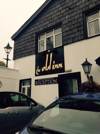 The Old Inn Crawfordsburn: At the car park
