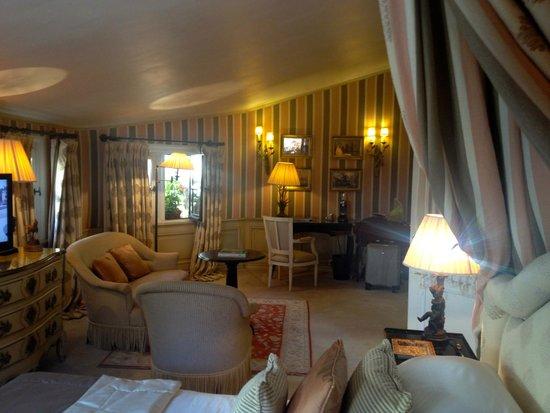 Hotel Le Saint Paul : room 35