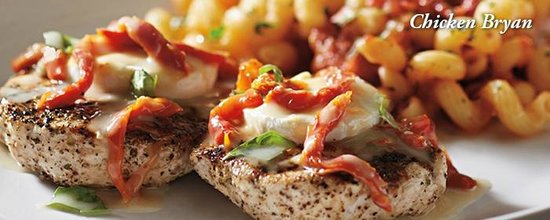 Carrabba's Italian Grill: Chicken Bryan