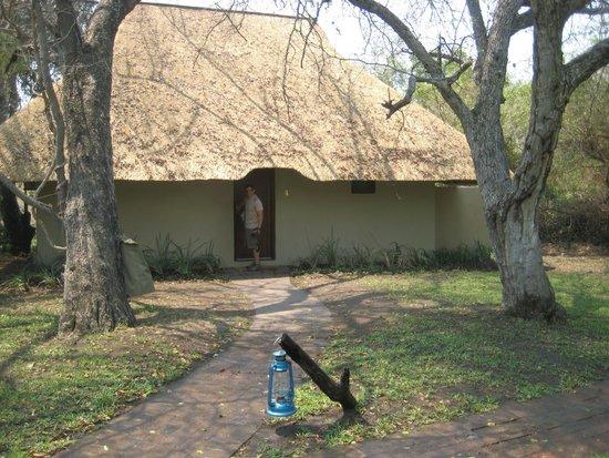 Sabi Sabi Little Bush Camp: suite #4