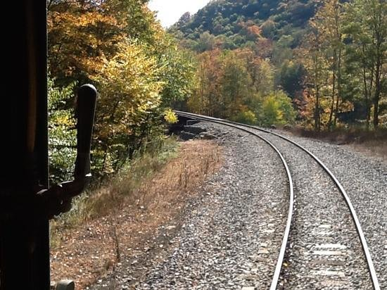 New Tygart Flyer : Cheat Mountain Salamander Railroad. Sept 30, 2014