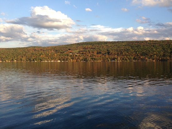 Keuka Lakeside Inn: Keuka Lake