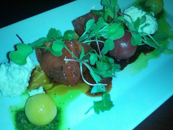 Valentina Coastal Maine Kitchen : Heirloom Tomato Salad
