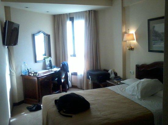 Hotel Abando: Quarto 607