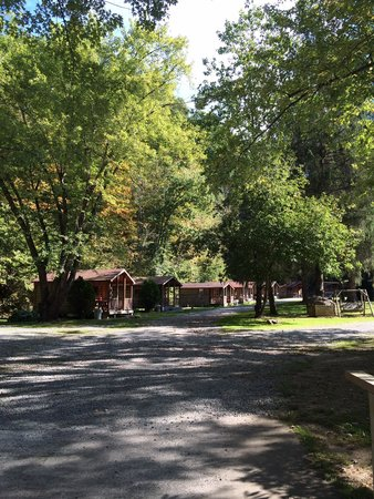 Flintlock Family Campground: Cabins