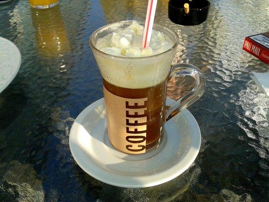 Dannemare, Danmark: Irish Coffe