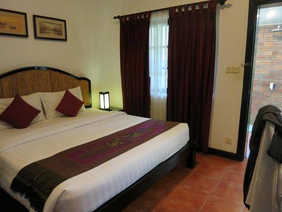 Angkor RF Boutique Hotel: Bedroom