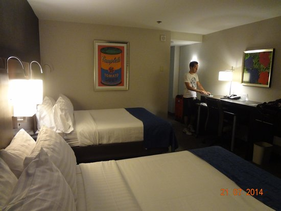 Holiday Inn Downtown Superdome : Camas