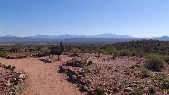 Fountain Hills Lake Overlook Trail