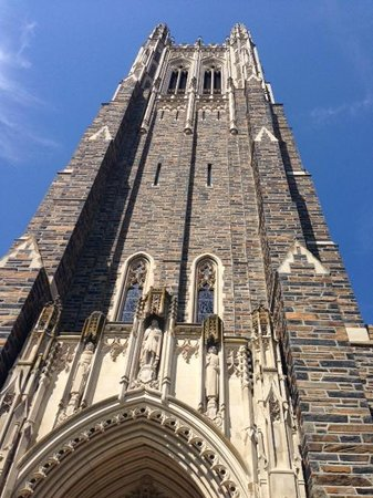 Duke University: Beautiful Chapel