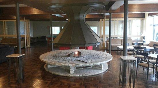 Samuara Hotel : Sala da Lareira