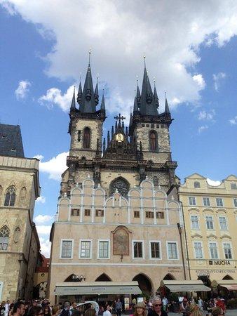 Novotel Praha Wenceslas Square : Очаровательная Прага!
