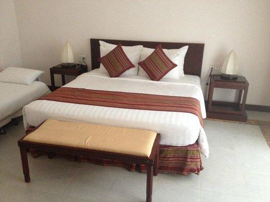 Muine Bay Resort: Main bed room