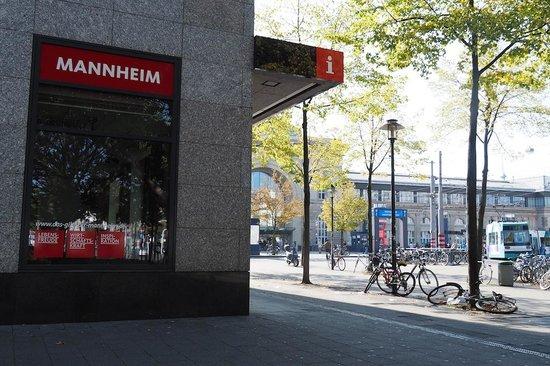 Welcomecenter Mannheim