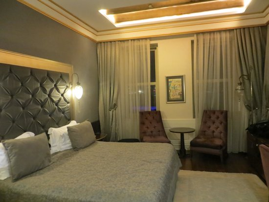 Levni Hotel & Spa : room #1304 (can be separated to twin arrangement)