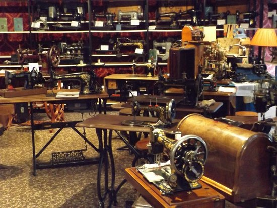 Amazing Collection London Sewing Machine Museum London Traveller Delectable Antique Sewing Machine Museum