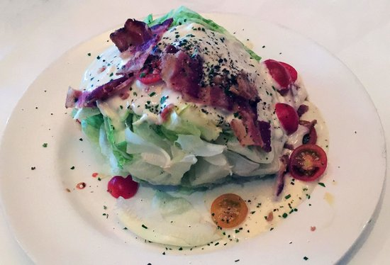 Capital Grille: Wedge Salad