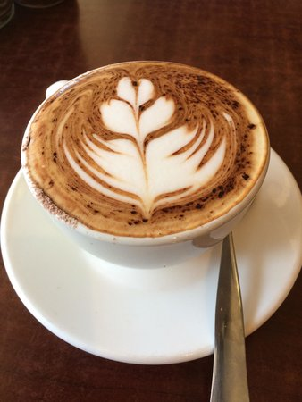 Elephant Boy Cafe: Nice coffee