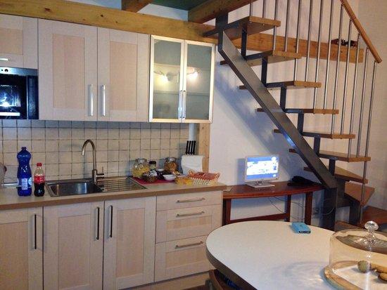 Bombyx Inn : Our appartment