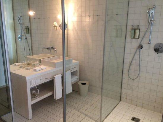 LOISIUM Wine & Spa Resort Südsteiermark: Our bathroom