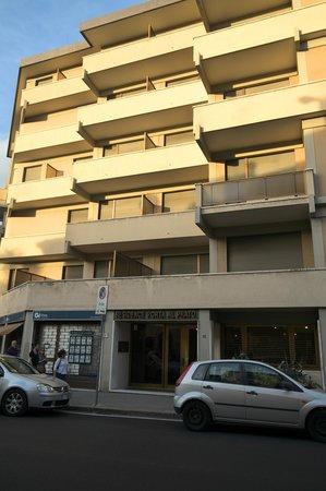 Residence Porta al Prato: 外観