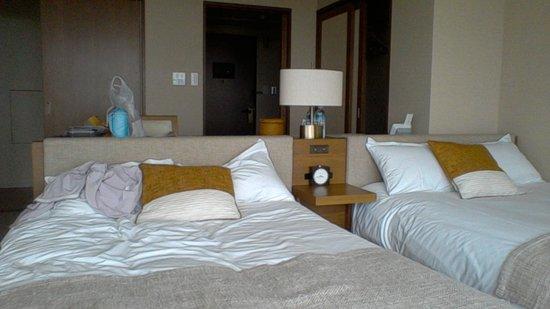 Nemu Resort Hotel Nemu: ベッド