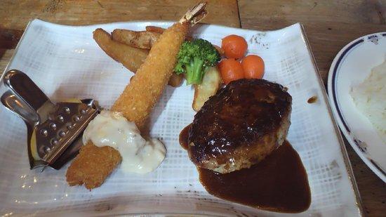 Koubeya Yamanote Main Store: 料理