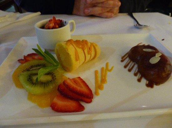 Maya Indian Restaurant: Dessert